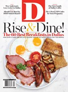 Dallas Magazine 2/1/2016
