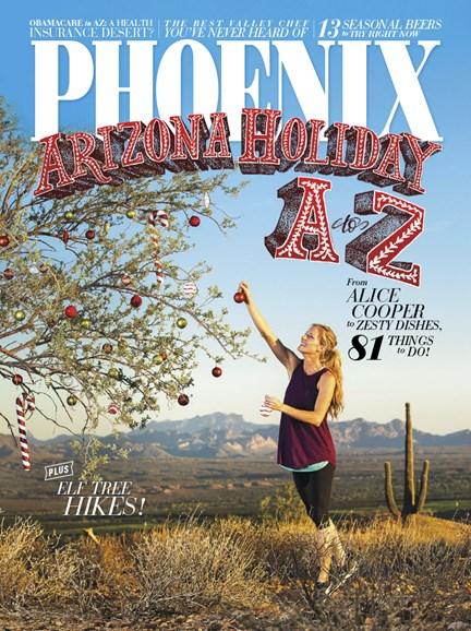 Phoenix Magazine Cover - 12/1/2016