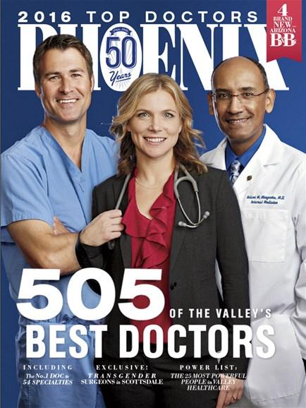 Phoenix Magazine Cover - 4/1/2016