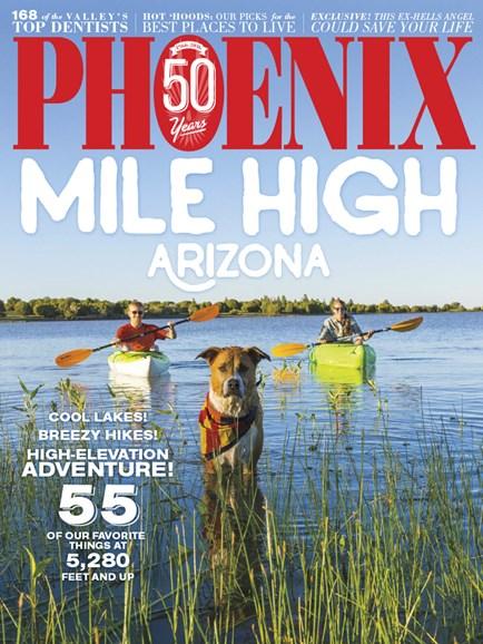 Phoenix Magazine Cover - 8/1/2016