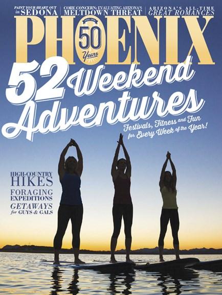 Phoenix Magazine Cover - 2/1/2016