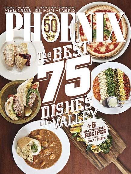 Phoenix Magazine Cover - 1/1/2016