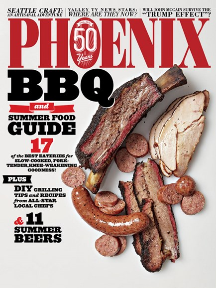 Phoenix Magazine Cover - 7/1/2016