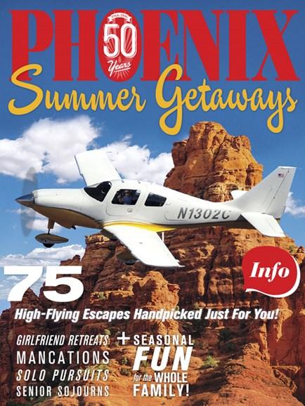 Phoenix Magazine Cover - 6/1/2016