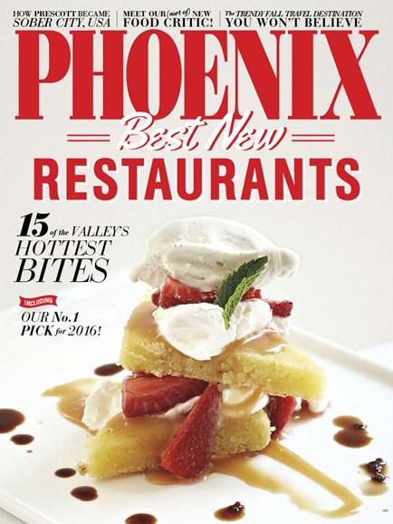 Phoenix Magazine Cover - 11/1/2016