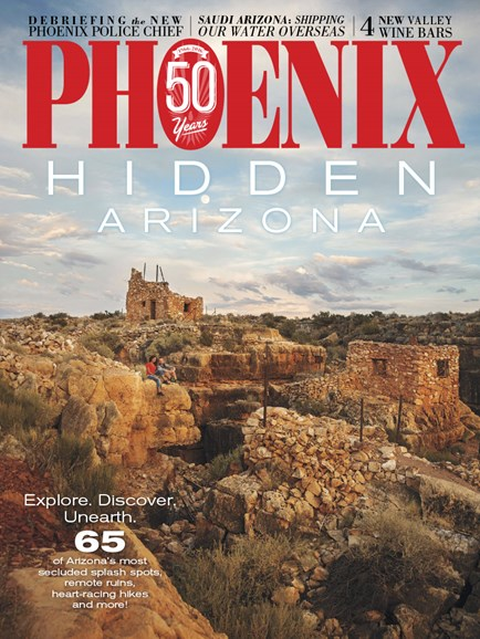 Phoenix Magazine Cover - 9/1/2016