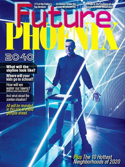 Phoenix Magazine Cover - 8/1/2015