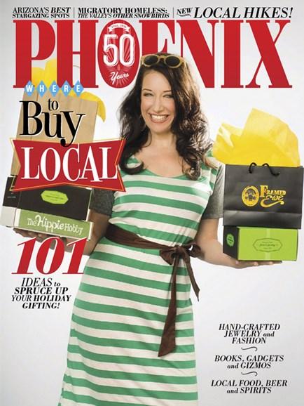 Phoenix Magazine Cover - 12/1/2015