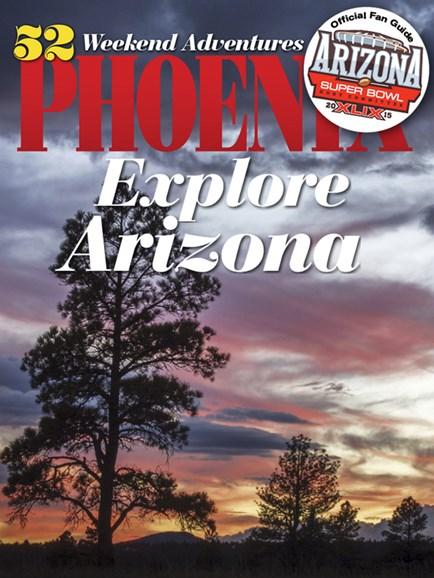 Phoenix Magazine Cover - 2/1/2015