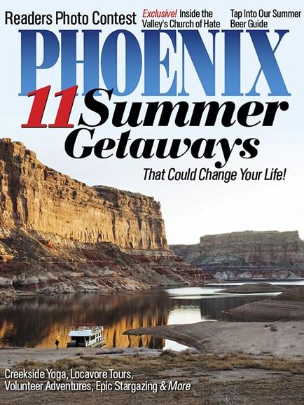 Phoenix Magazine Cover - 6/1/2015