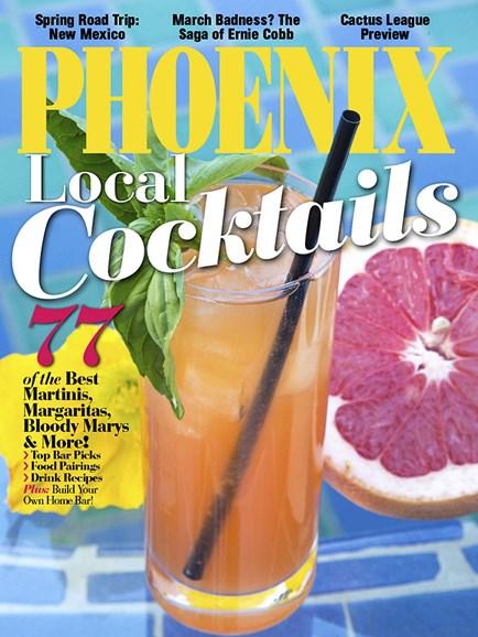 Phoenix Magazine Cover - 3/1/2015