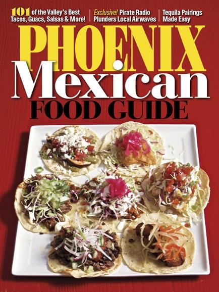 Phoenix Magazine Cover - 5/1/2015