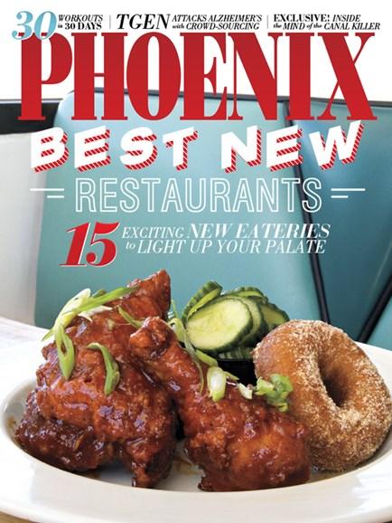 Phoenix Magazine Cover - 11/1/2015