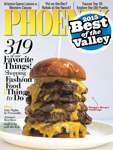 Phoenix Magazine Cover - 10/1/2015