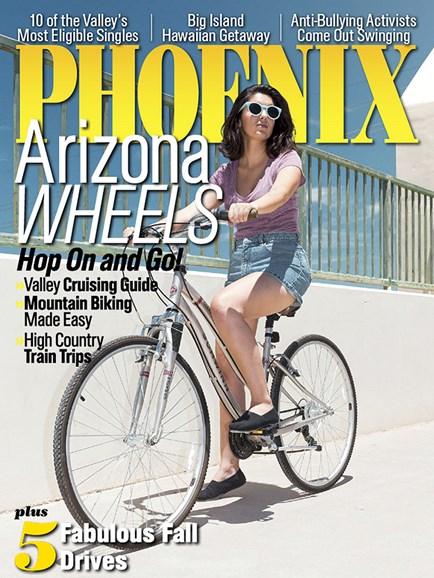 Phoenix Magazine Cover - 9/1/2015
