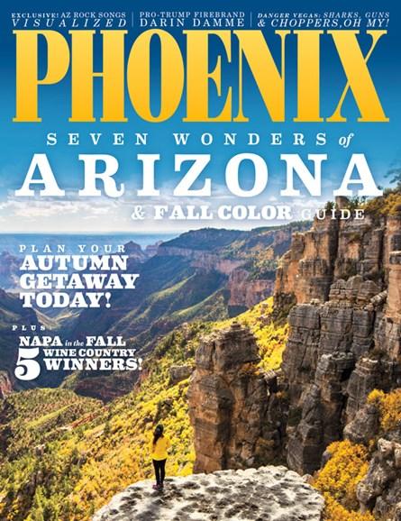 Phoenix Magazine Cover - 10/1/2017