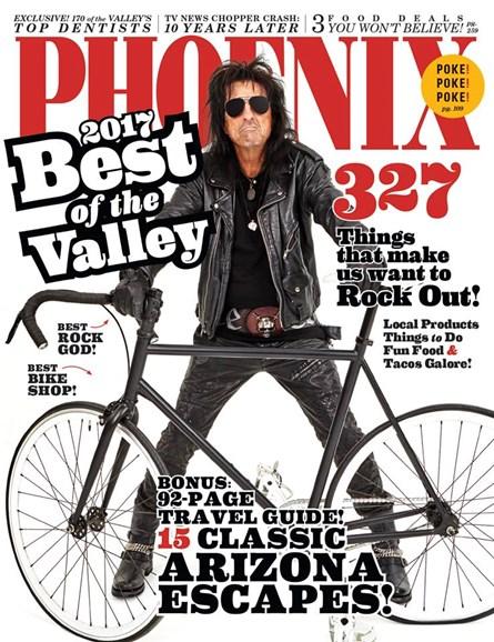 Phoenix Magazine Cover - 8/1/2017
