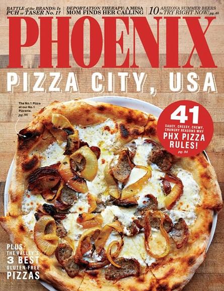 Phoenix Magazine Cover - 7/1/2017