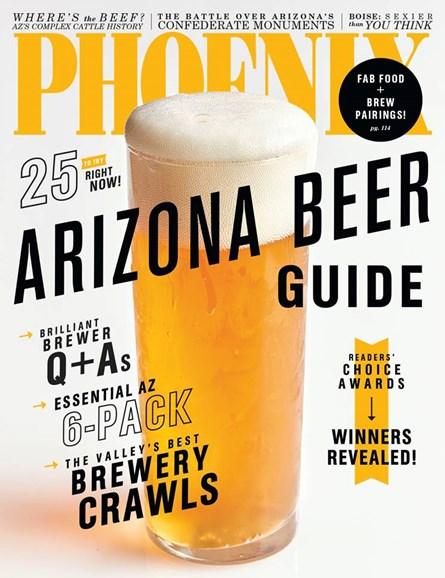 Phoenix Magazine Cover - 9/1/2017
