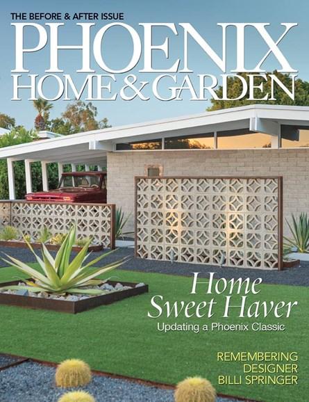 Phoenix Home & Garden Cover - 8/1/2017