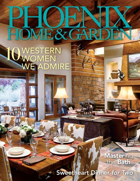 Phoenix Home & Garden Cover - 2/1/2017