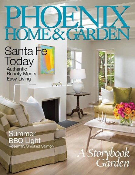 Phoenix Home & Garden Cover - 7/1/2017