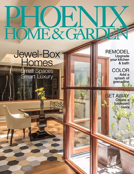Phoenix Home & Garden Cover - 10/1/2017