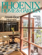 Phoenix Home & Garden Magazine 10/1/2017