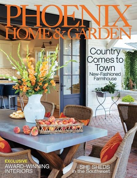 Phoenix Home & Garden Cover - 9/1/2017