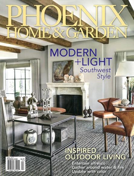 Phoenix Home & Garden Cover - 4/1/2017