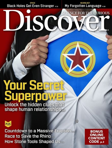 Discover Cover - 11/1/2017