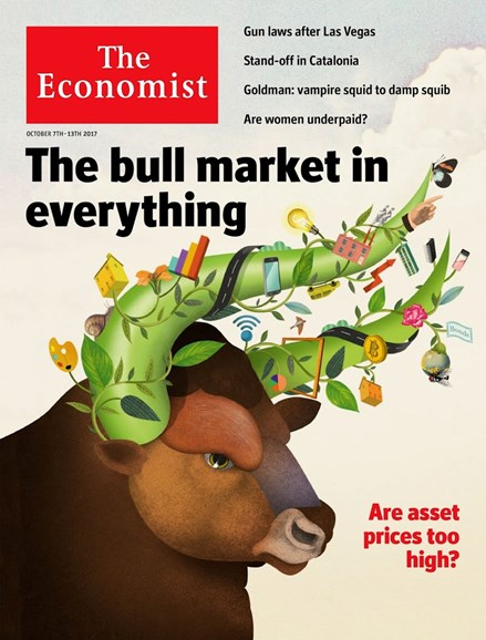 The Economist Cover - 10/7/2017