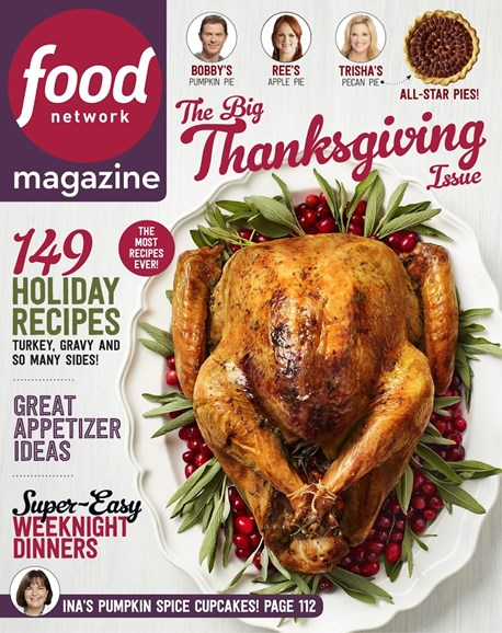 Food Network Cover - 11/1/2017