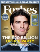 Forbes Magazine 10/24/2017