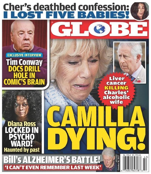 Globe Cover - 10/16/2017