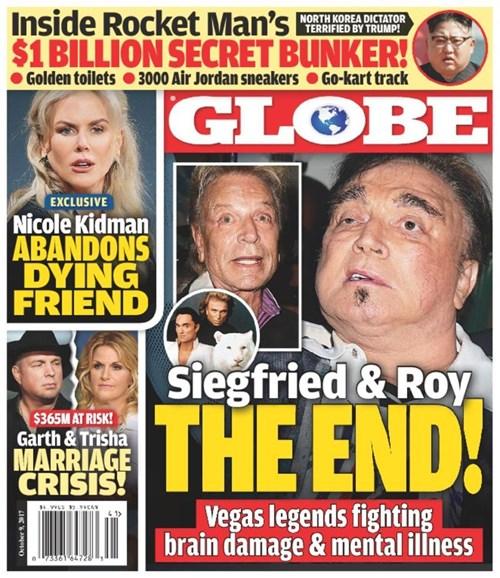 Globe Cover - 10/9/2017