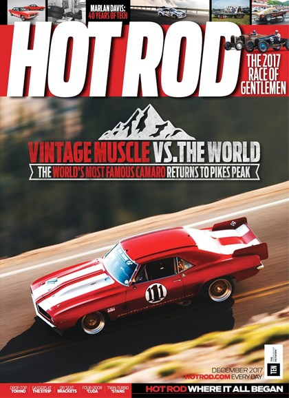 Hot Rod Cover - 12/1/2017