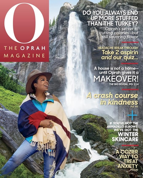 O The Oprah Cover - 11/1/2017