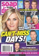 Soap Opera Digest Magazine 10/16/2017