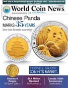 World Coin News Magazine 9/1/2017