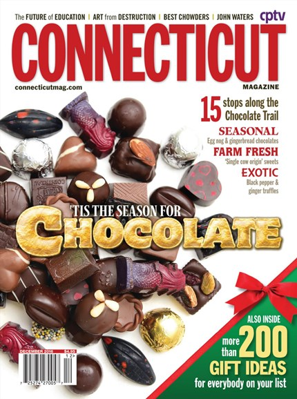 Connecticut Cover - 12/1/2016