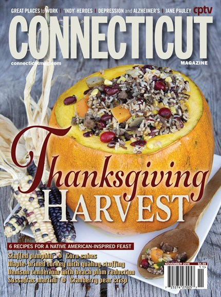 Connecticut Cover - 11/1/2016