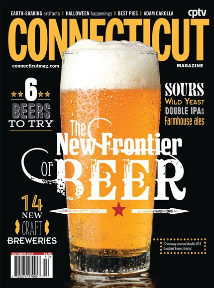 Connecticut Cover - 10/1/2016