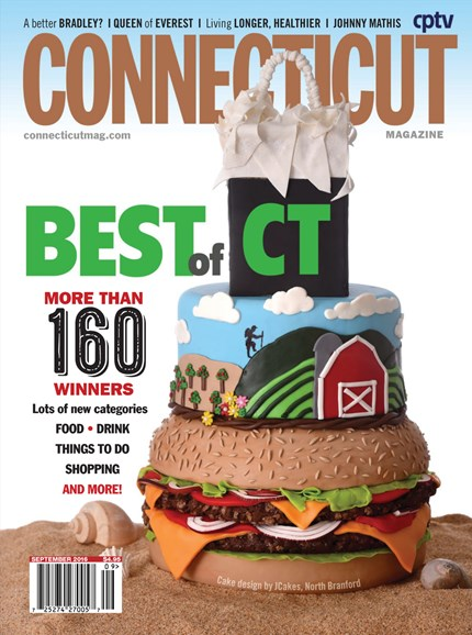 Connecticut Cover - 9/1/2016