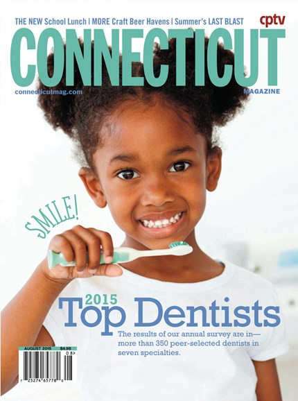 Connecticut Cover - 8/1/2015