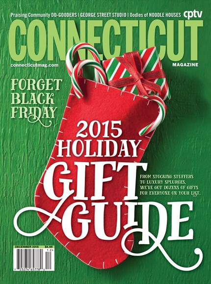 Connecticut Cover - 12/1/2015