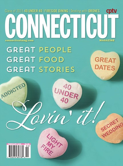 Connecticut Cover - 2/1/2015
