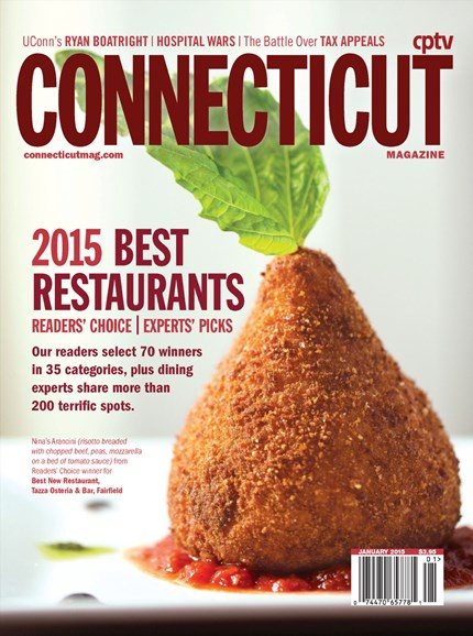 Connecticut Cover - 1/1/2015