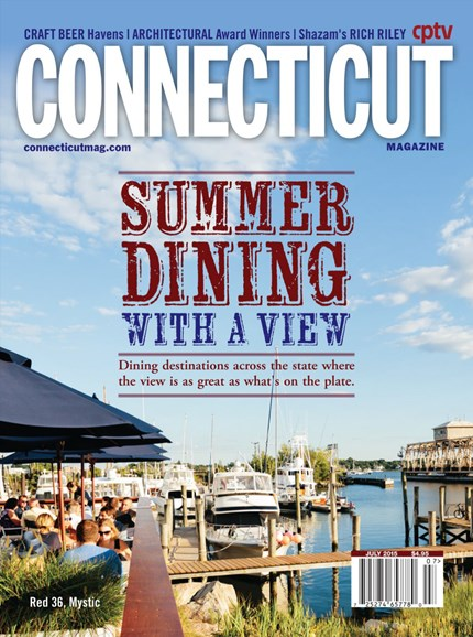 Connecticut Cover - 7/1/2015