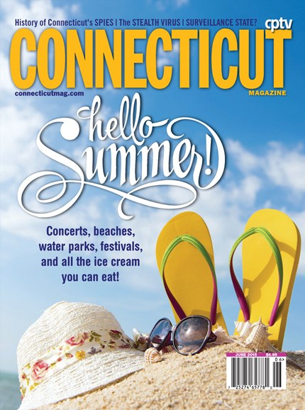Connecticut Cover - 6/1/2015
